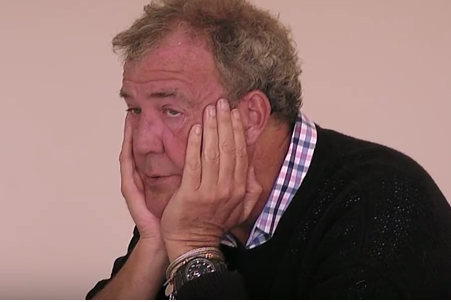 Jeremy Clarkson, Richard Hammond And James May Still Havent Named Their New Programme clarkson