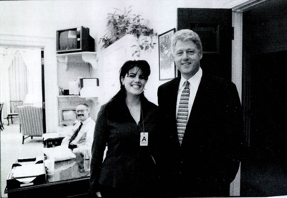 Monica Lewinsky Speaks Out About Clinton Sex Scandal And The Trauma It Caused clinton44