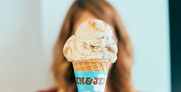 Today Is Ben & Jerry's Free Cone Day And You Can Have As Many As You Like cones 3