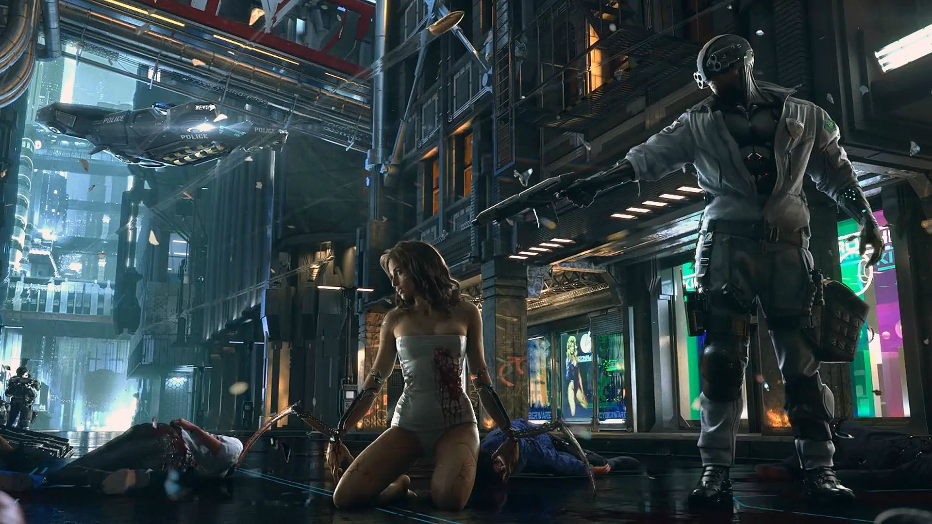Cyberpunk 2077 Could Blow Witcher 3 Out Of The Water, Dev Says cyberpunk