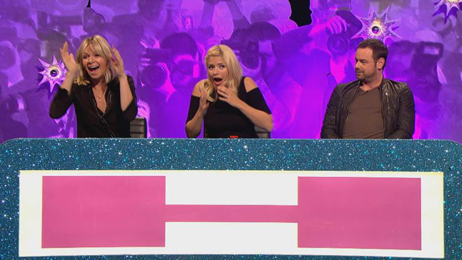 Danny Dyer Just Made A Ballsy Move In Front Of Holly Willoughby On TV danny dyer