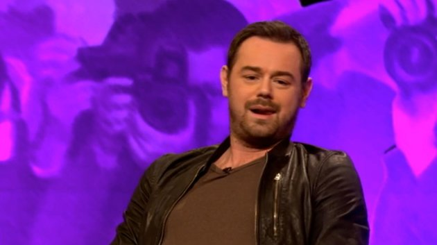 Danny Dyer Just Made A Ballsy Move In Front Of Holly Willoughby On TV %name