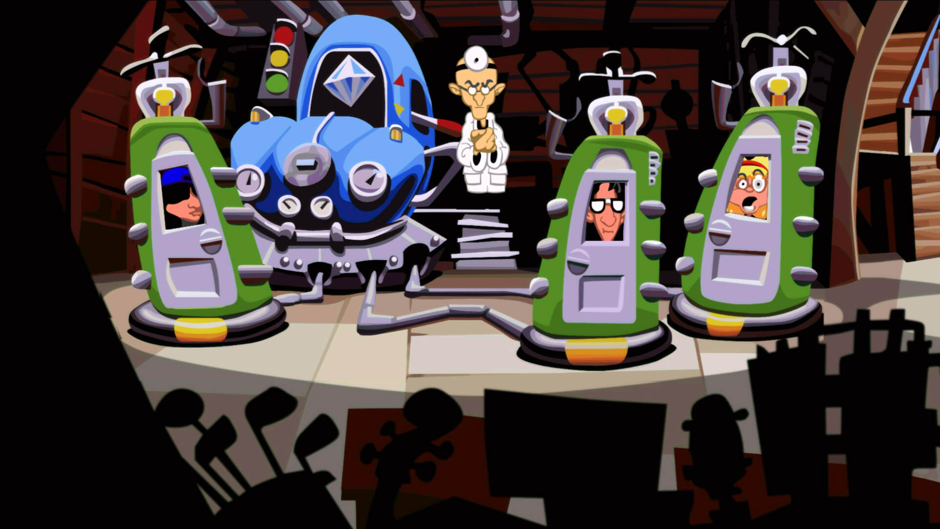 Ten Great Games That Let You Mess With Time Travel dott remastered 005a.0
