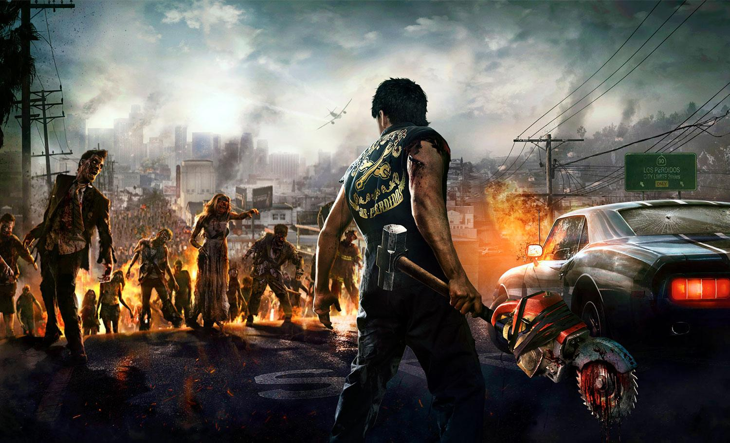 Dead Rising Movie Sequel Gets Release Date And First Image dr3 main