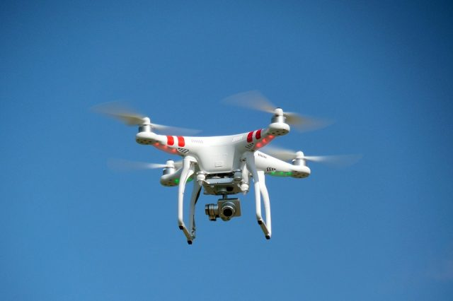 Drone Allegedly Collides With Passenger Jet In London drone 407393 960 720 640x426