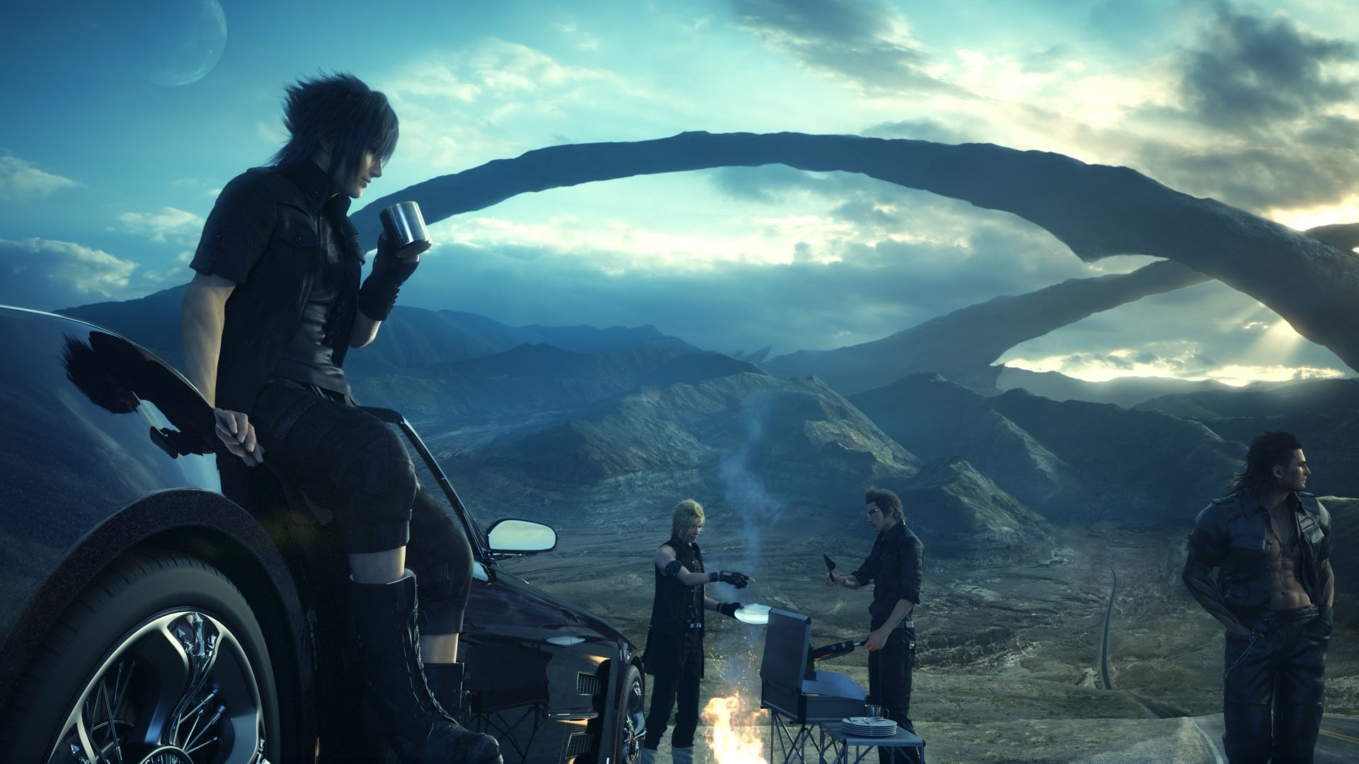 Final Fantasy 15 Is Pivotal To Franchises Future Success, Says Dev e0452967241bb140c7a28989ac426e6786d4caa6