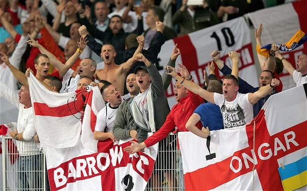 Up The Blues, A Non Fans Guide To Talking Football england fans