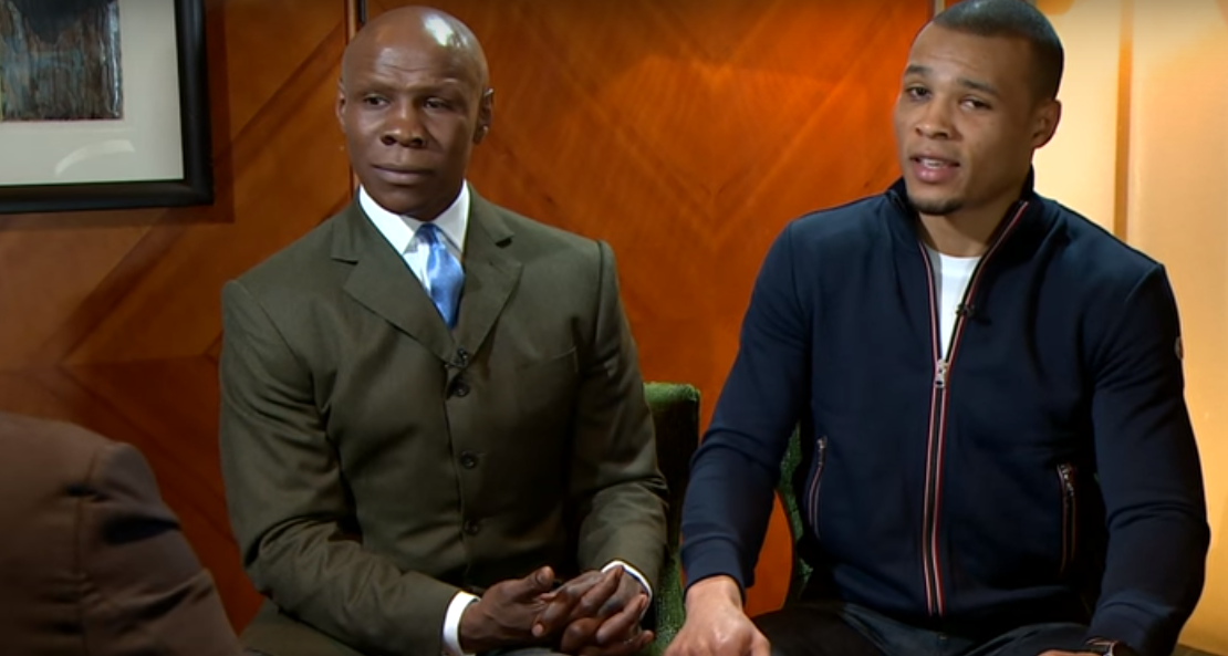Chris Eubank Jr. Hits Out At Channel 4 Interviewers Unfair Questions eubank