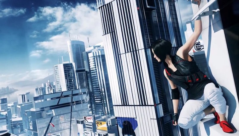 The 10 Greatest Xbox 360 Games Of All Time faith mirrors edge catalyst beta ea