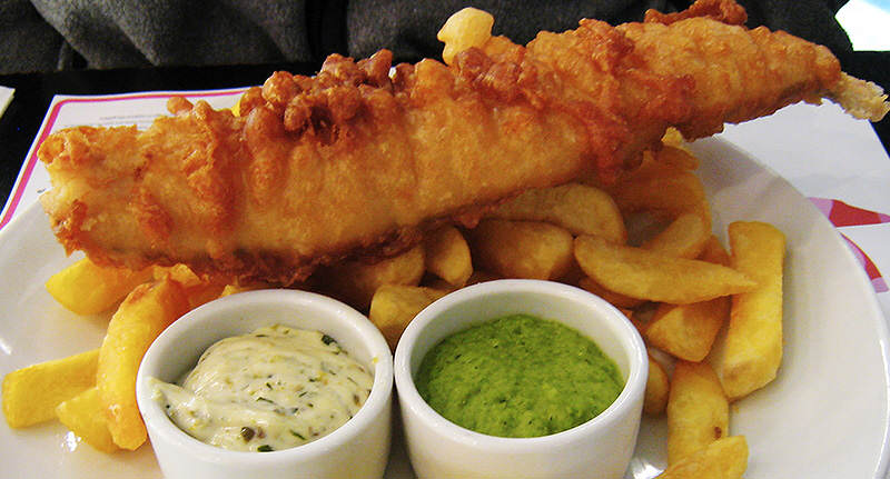 Americans Reveal The British And European Foods They Hate The Most fish
