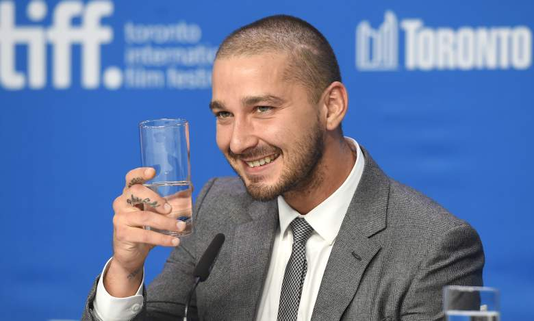 Shia LaBeouf Left This Voicemail For Lookalike Who Got Punched gettyimages 488503572