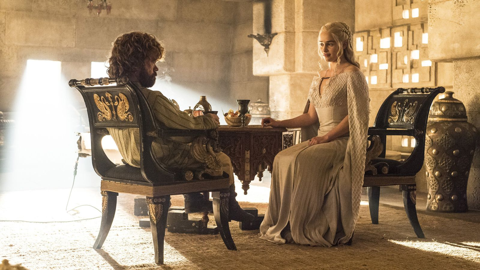 Game Of Thrones Author Has Good News For Fans Of TV Show %name