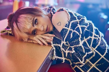 Grimes Reveals Numerous Producers Tried To Blackmail Her Into Sex grimes1