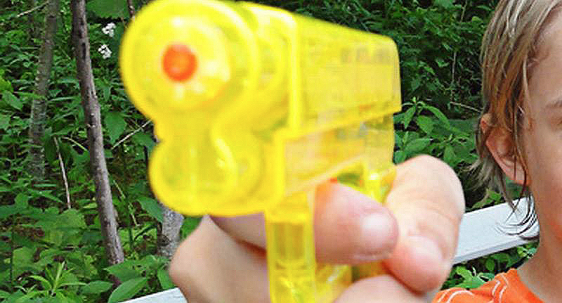 Texas Man Brings Real Pistol To Water Gun Fight, Ends Up Shooting 15 Year Old Girl gunfb 1