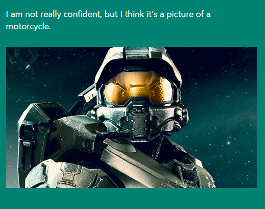 Microsofts CaptionBot Really Doesnt Get Videogames halo the master chief collection gets a new campai hsnh.1920
