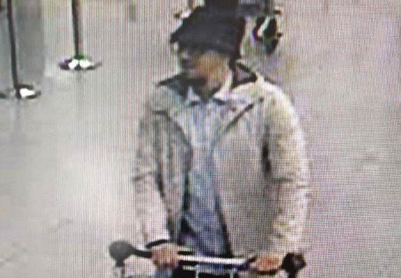 Brussels Attacks: Police Confirm Arrest Of Man In The Hat hat web thumb