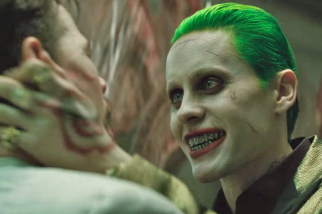 Jared Leto Did Some Pretty Messed Up Sh*t  To The Cast Of Suicide Squad During Filming how jared leto became the 12th man to play the joker 640x426