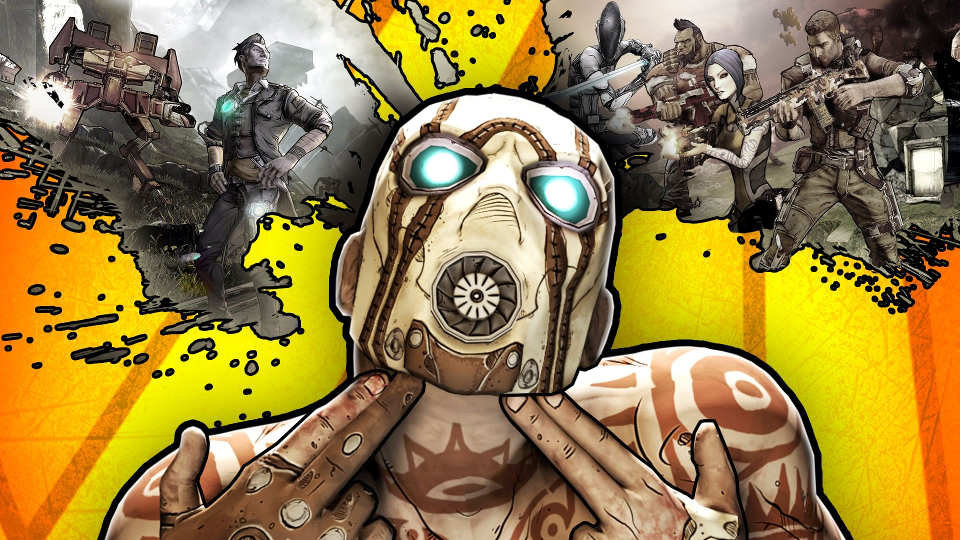 Gearbox Confirm Borderlands 3 Is Their Next Project image 5