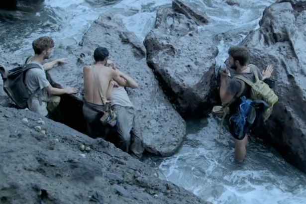 This Could Be Most Brutal Moment On Bear Grylls The Island Ever island