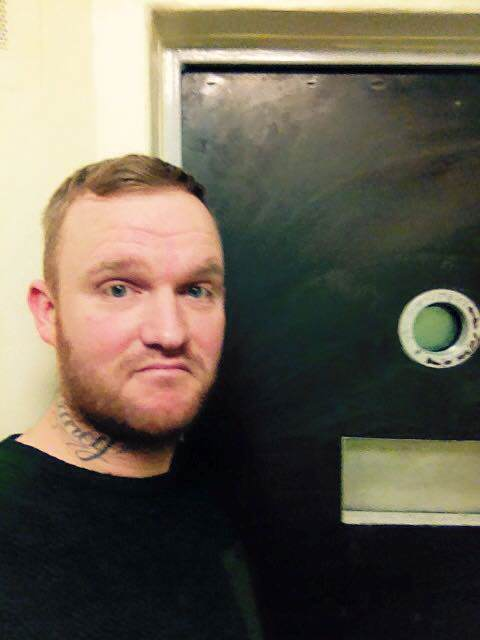 Prison Inmate Just Got In Big Trouble For These Selfies jail4