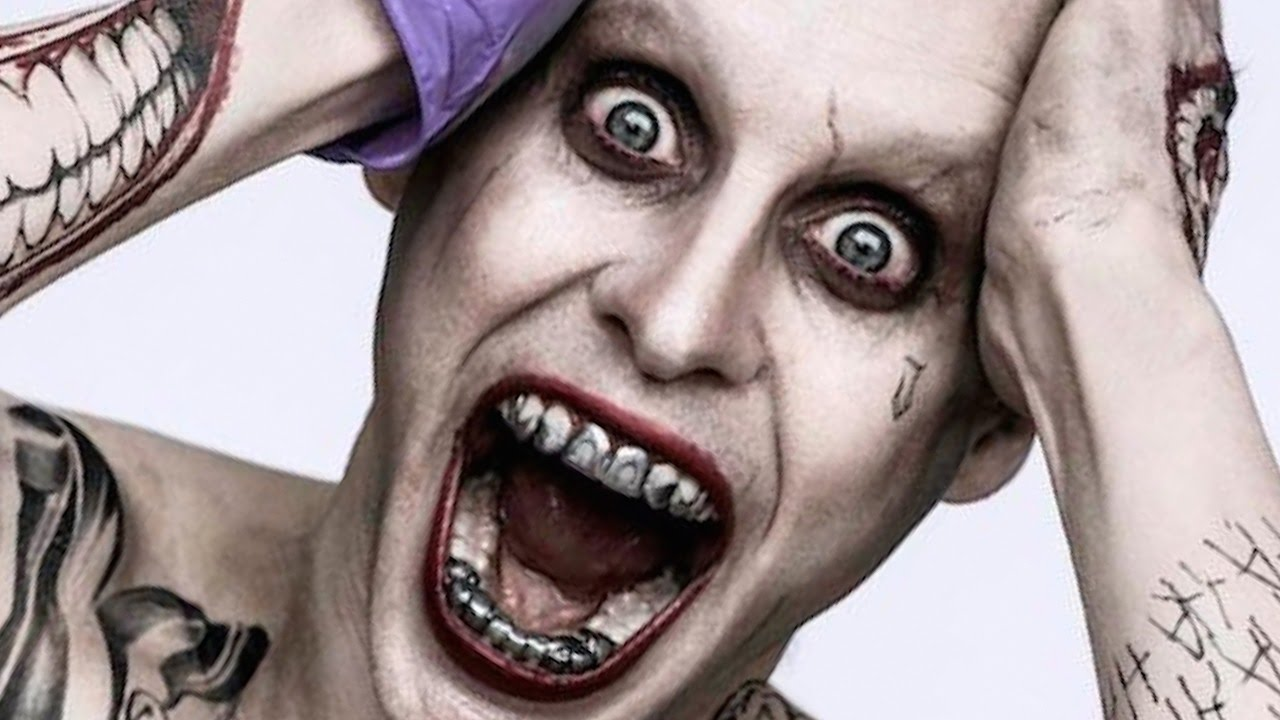 Jared Leto Went To Incredible Lengths To Research His Joker Role joker2