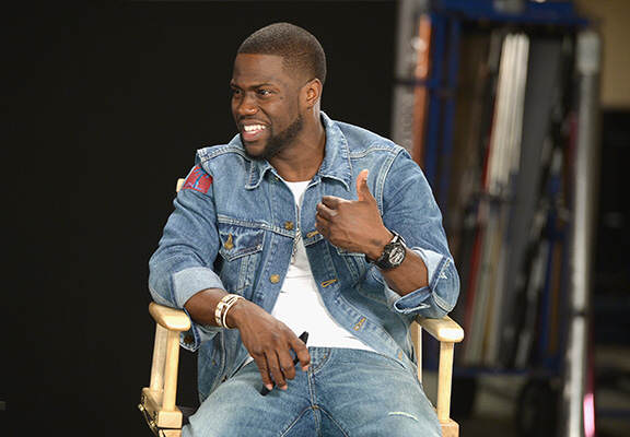 Kevin Hart Brilliantly Trolls Fan Who Thought He Was Chris Rock kevin hart web thumb