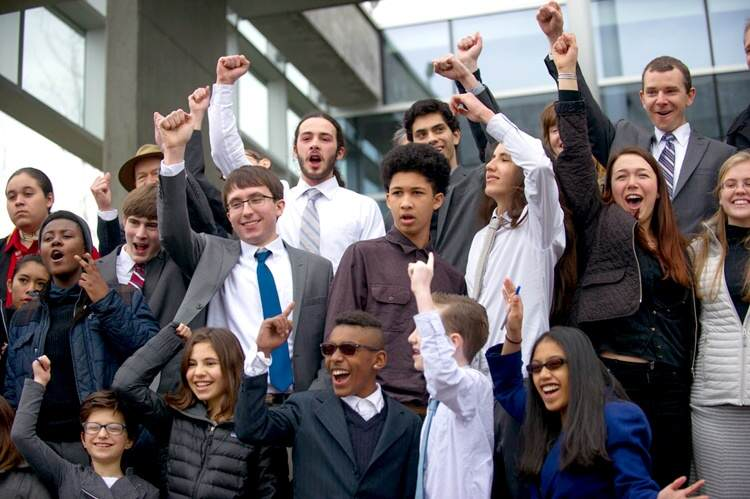 Kids Are Suing The Government For Global Warming, And Theyre Winning kids5