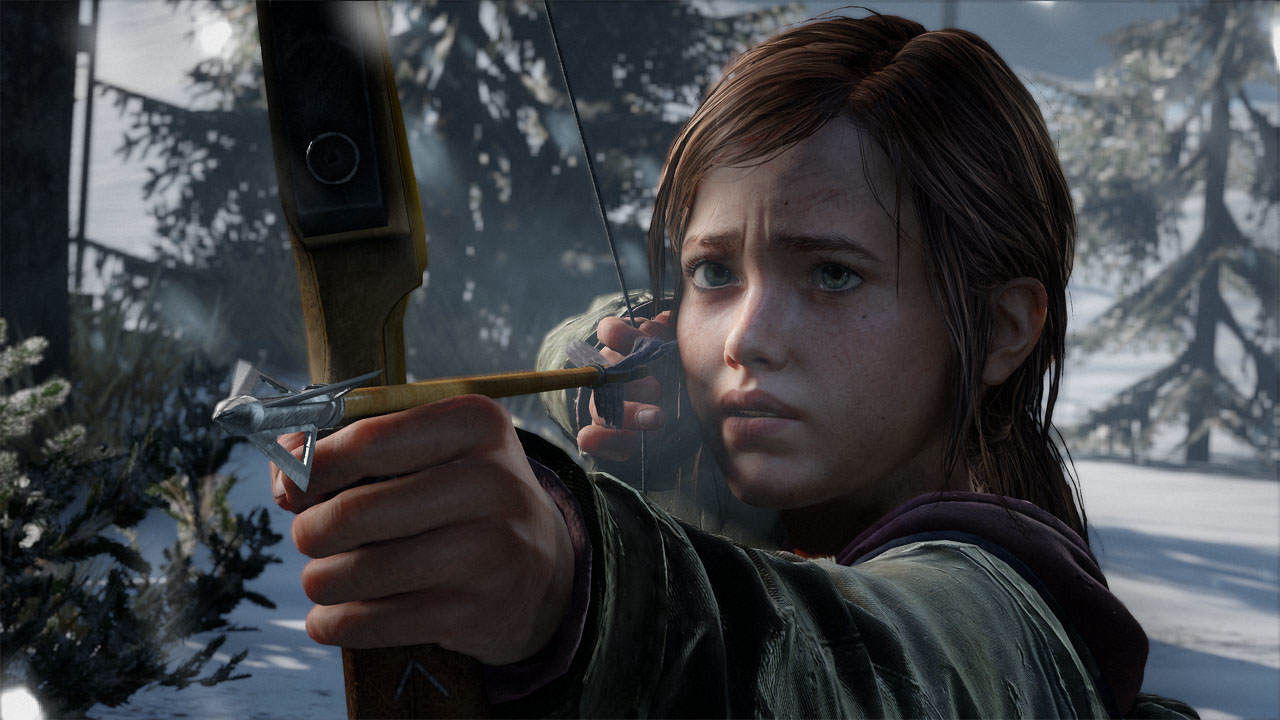 Its Not Looking Good For The Last Of Us Movie last of us ellie