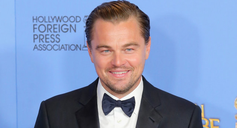 This Tweet Proves That Even Leonardo DiCaprio Loves His Own Face leo fb thumb