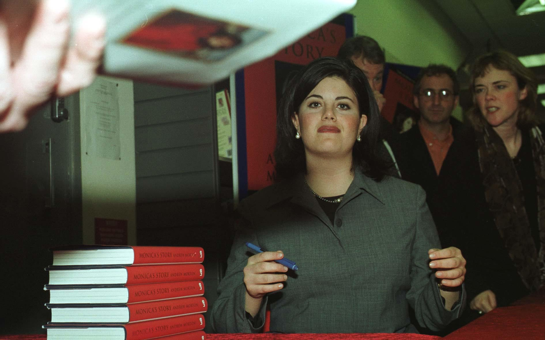 Monica Lewinsky Speaks Out About Clinton Sex Scandal And The Trauma It Caused lewinsky2