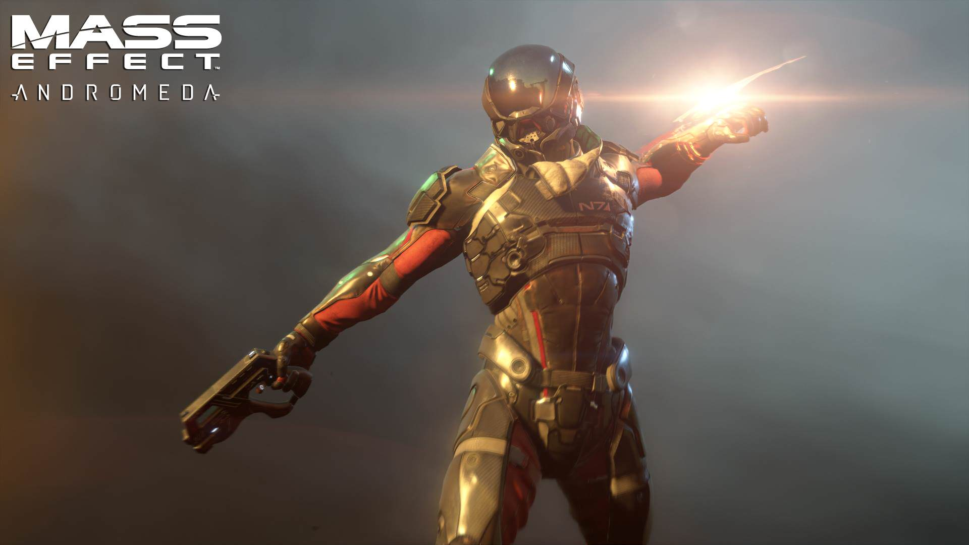 Awesome Mass Effect Andromeda Gameplay Footage Leaks mass effect andromeda e3 trailer 2