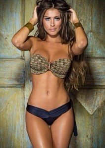 Lionel Messi Blocks Miss BumBum On Instagram For These Photos messiwife