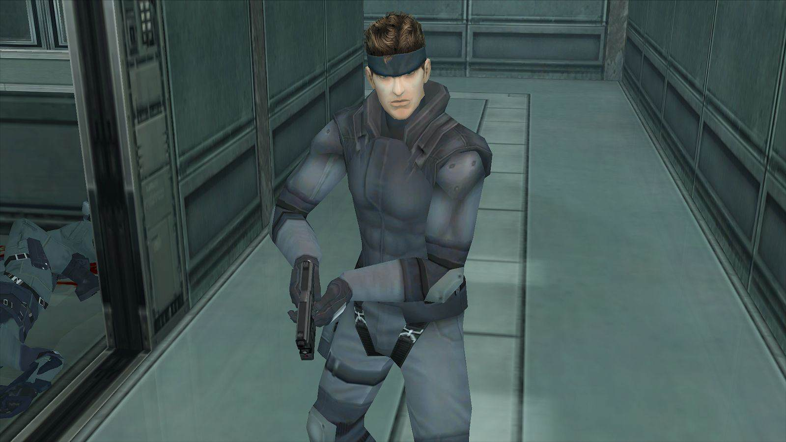 Fans Make Metal Gear VR App With Original Snake Voice Actor mgs 01