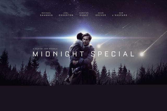 Midnight Special, A Great Sci Fi Film If A Bit Pretentious midnight special poster 640x426