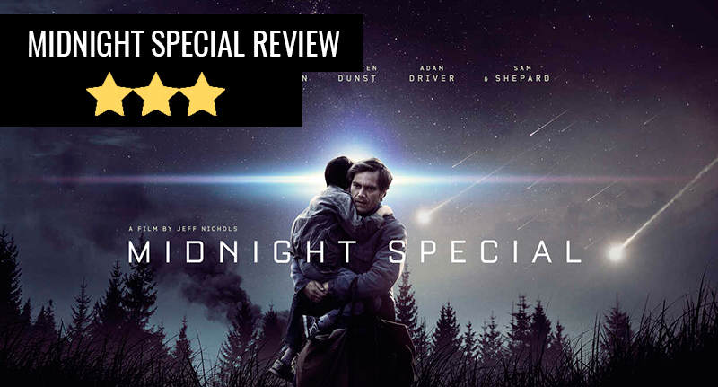 Midnight Special, A Great Sci Fi Film If A Bit Pretentious midnight special thumb