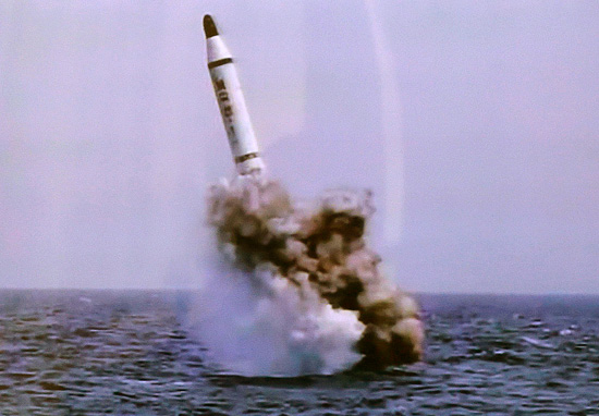 Perpetual Bad Guys North Korea Are Back With New Stealth Weapon missile launch