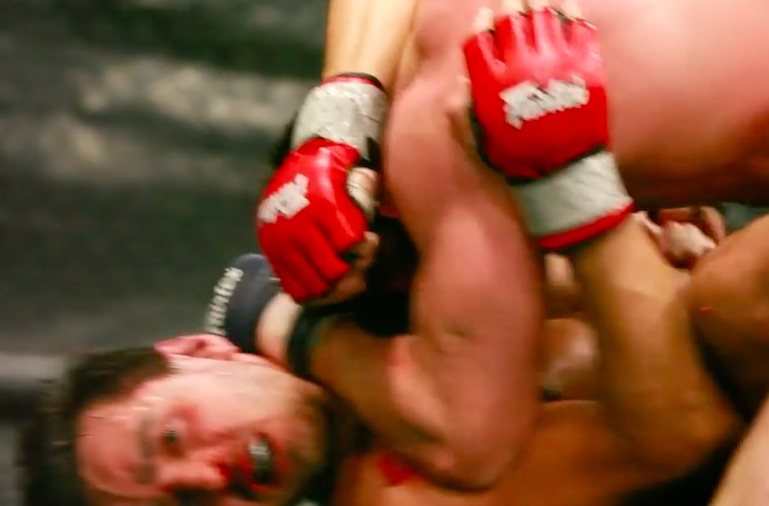 WATCH: Two Pro Poker Players Had A Brutally Bloody $100,000 MMA Fight mma7