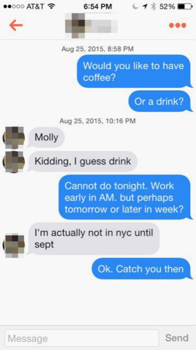 Single Guy Let His Mum Run His Tinder Account For A Month mom tinder 2