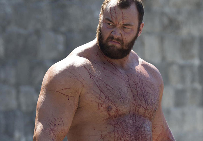 The Mountain Reveals Monster Diet Plan Ahead Of World's ...