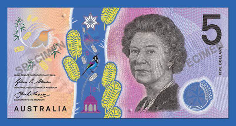 Australia Has A New $5 Note And People Are Outraged note1