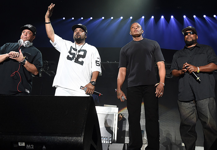 Kendrick Lamar Teams Up With N.W.A. For Historic Coachella Performance nwa1