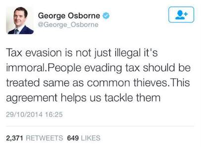 The Internet Is Seriously Calling For David Cameron To Resign osbournetweet