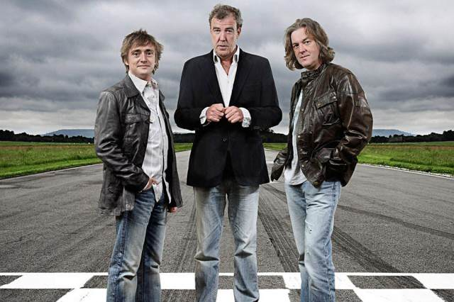 Top Gear Hosts Debate Name Of New Show In Hysterical Teaser p01lc1xn 640x426