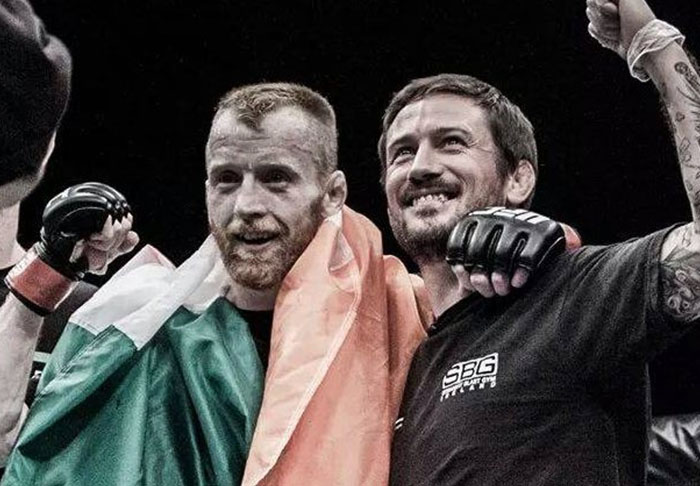 Conor McGregor Team mate Paddy Holohan Forced To Actually Retire Young paddy