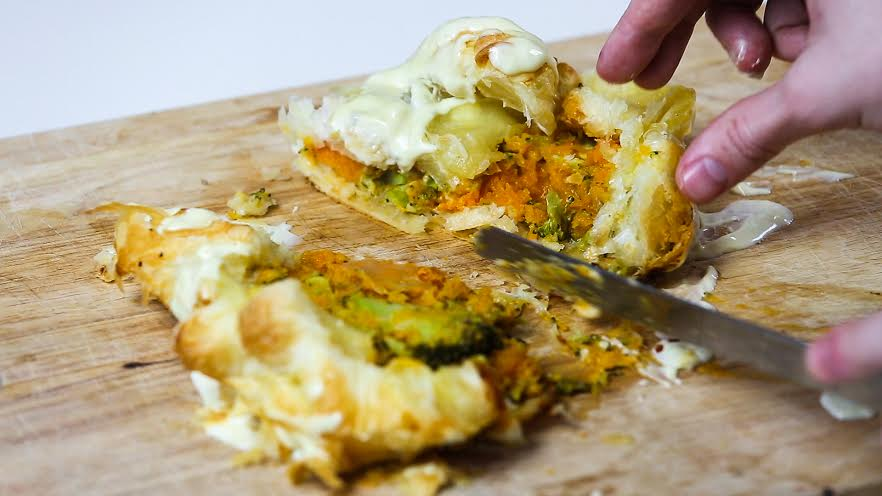 Heres How You Make The Veggie Pasty pasty23