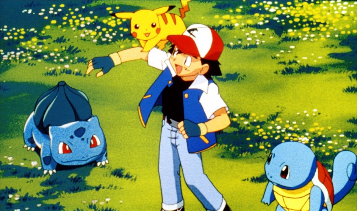 Bidding War Sparked Over Live Action Pokemon Movie Rights pokemon le film 1999 08 g