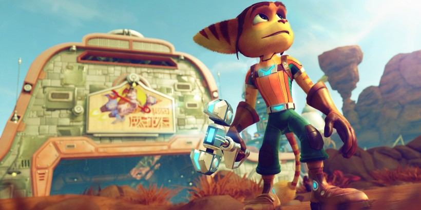 Ratchet & Clank Is A Love Letter To A Treasured Franchise ratchet and clank ps4 1 820x410