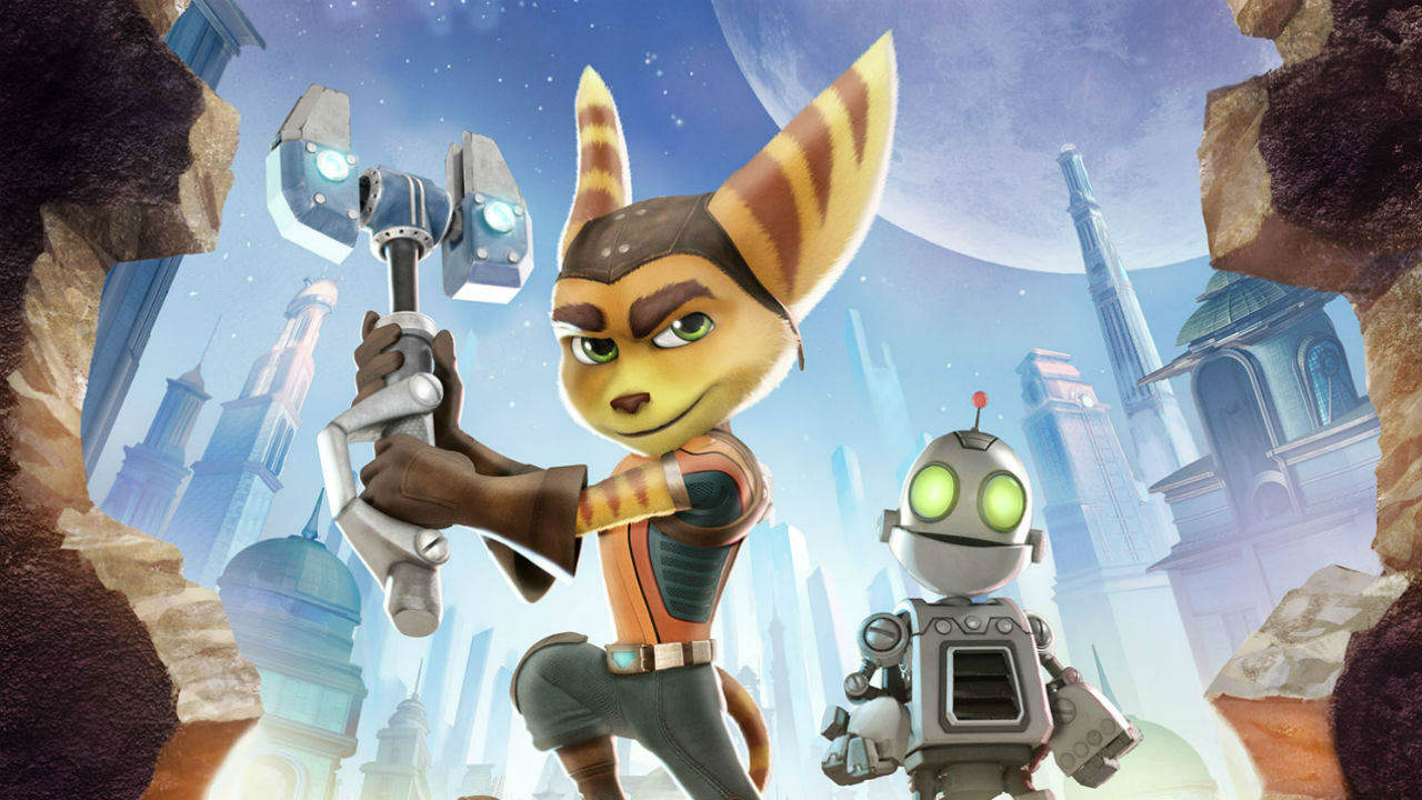 New Scene From Ratchet & Clank Movie Shows How Pair Met ratchet clank movie afm poster 1280jpg 37bb4f 1280w