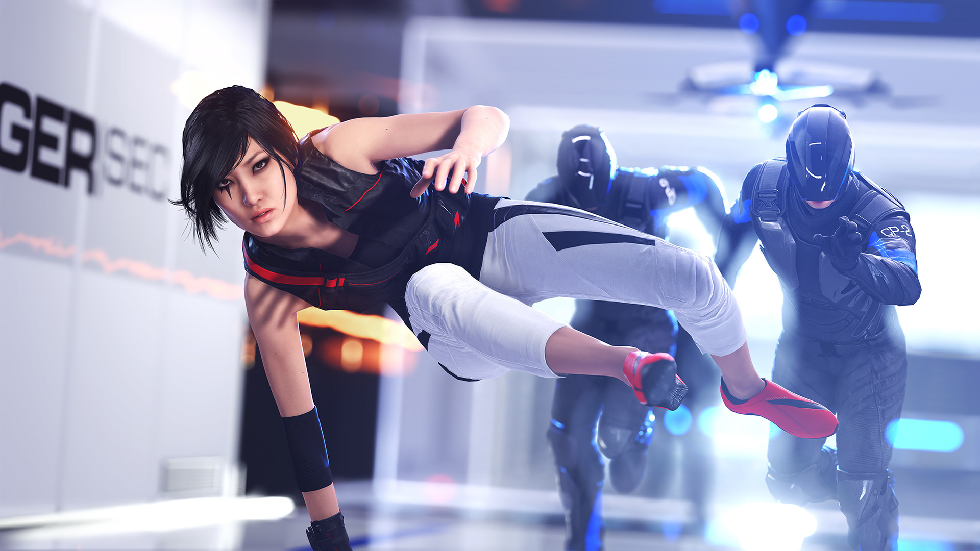 Fan Makes Real Life Mirrors Edge With Cool Parkour Video rendition1.img