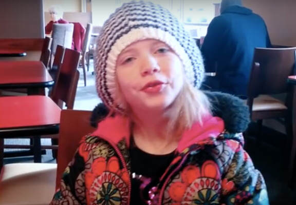Meet The 9 Year Old Journalist Breaking Homicide Stories Before The Media Do reporter web thumb